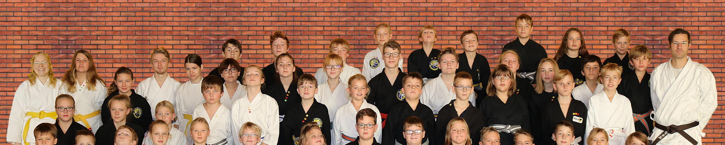 25 Jahre Karateteam Bleckede